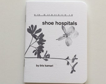 Shoe Hospitals: Poems and Illustrations by Iiris Kamari