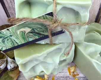 Goat Milk All Natural Gentle Soap