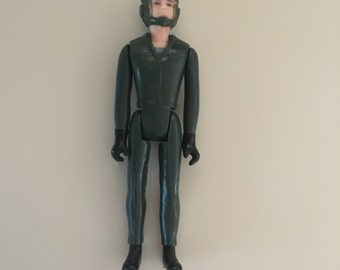 "1982 Gay Toys Laser Force 5.5"" Military Army Man Action Figure"
