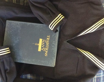 Traditions of the Navy by Cedric W. Windas