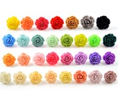 5/8 9/16 1/2 00g 0g 2g 20mm Rose Plugs Wedding Plugs Bridal Jewelry Bridesmaids Formal Wear Special Occasion