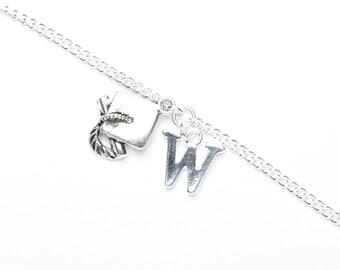 Personalised Graduation Bracelet | Graduate Gift Idea | Graduation Jewellery | Graduation Gift Idea