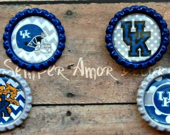 University Of Kentucky Magnets, Kentucky Push Pins, Kentucky Wildcats, Kentucky Pins, Wildcats Magnets, Wildcats Push Pins, UK Magnets, Cork