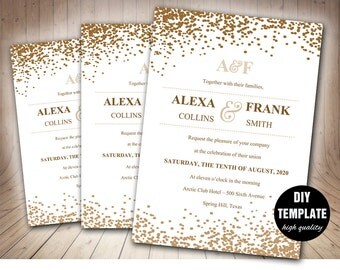 Wedding Invitations Templates – gangcraft.net