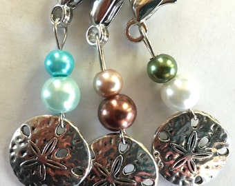 Knitting or Chorchet stitch markers