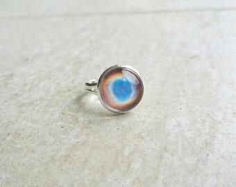 Hidden Universe Art Ring, Hidden Universe Jewellery