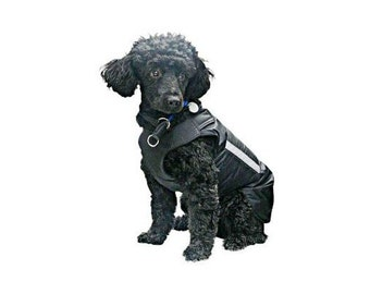 Dog Raincoat - Dog Jacket with underbelly protection - Custom Dog Clothes - Waterproof Dog Coats - Dog Rain Coat - Custom made