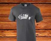 The Rod Father // Anglers T-shirt // T-shirt