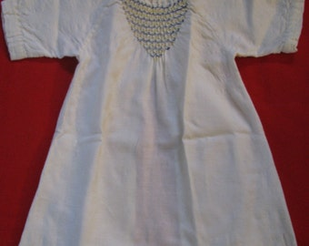 Vintage Hand-made Baby Layette