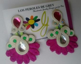 Amazing Handmade Medium Earrings