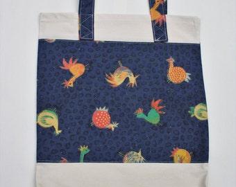 tote bag, vintage tote bag, canvas bag, cotton bag, shopping bag, beach bag, tote, vintage, recycled bag, upcycled bag,ready to ship