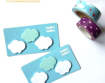 Clouds! Sticky Notes - Memo Pad