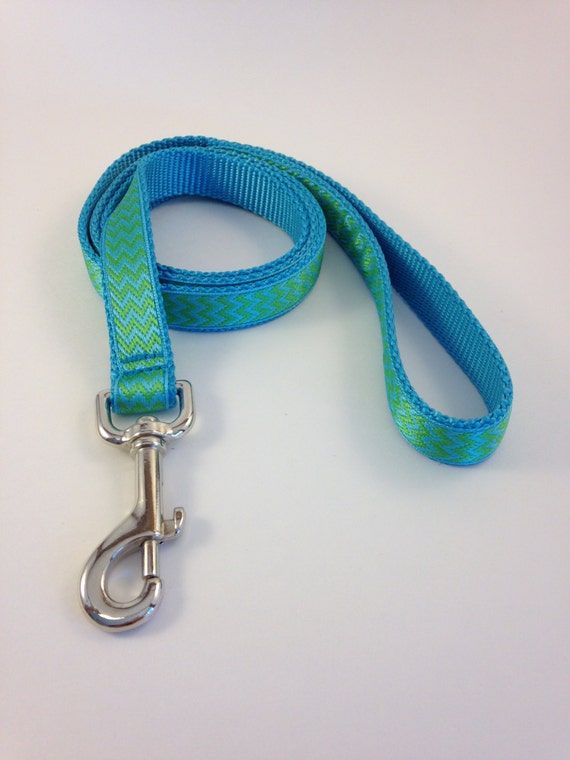 How To Make A Dog Leash With Nylon Webbing