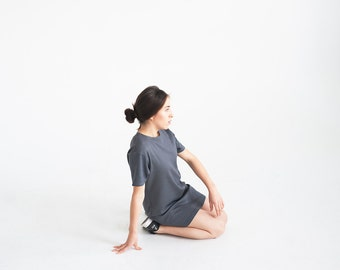 T-shirt Dress / Basic 2016-17