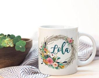 Bride Tribe Mug, Bridesmaid Proposal, Wedding Party Favors, Bridesmaid Gift, Bridesmaid Proposal Gift, Bridal Party Gifts, Custom Coffee Mug