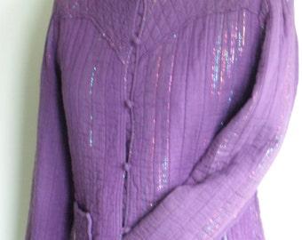 1970's Adini Cotton Jacket