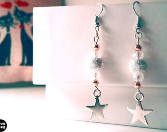 Earrings Stars Collection