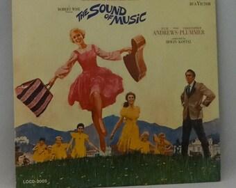 The Sound of Music Vinyl LP Record Album