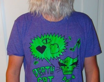 Death Cat T-Shirt