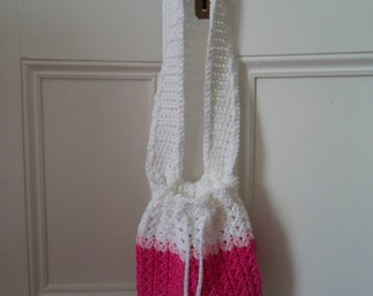 Baby Shower Gift for Mom, Baby Bags for Girls, Kids Tote Bag, Tote Bag, Crochet Tote Bag, Crochet Beach Bag, Cotton Tote Bag, Beach Bag Tote