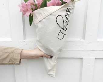 Bouquet Bag - 'Flowers'