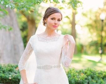 Bridal sash - wedding sash - bridal belt - rhinestone sash - wedding belt - crystal belt - rhinestone belt - wedding dress belt