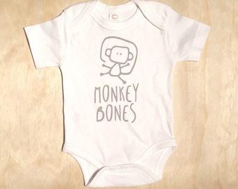 Organic Year of the Monkey Bodysuit