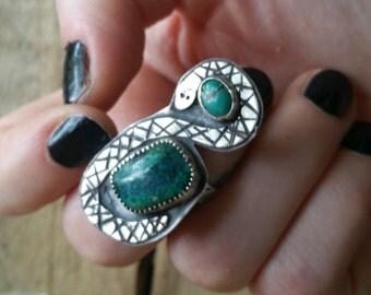 Serpent Queen ring