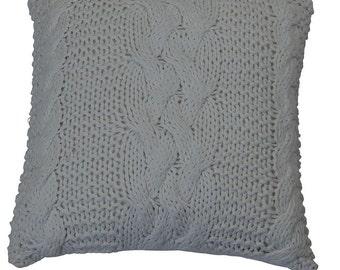 Antoinette White Cushion Cover