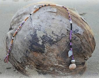 PurpleRain - HairWrap - Ateba