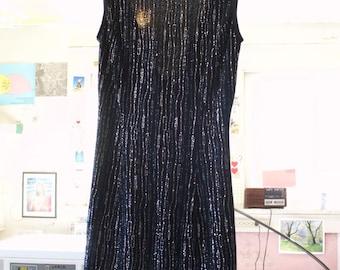 Mod Sparkle Mini Dress