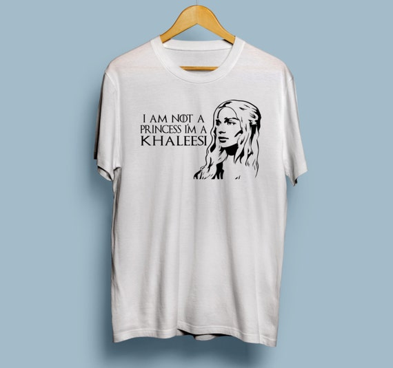 Game of Thrones Khaleesi T-Shirt S-4XL Available