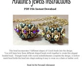 Avaline's Jewels Instructions PDF-File