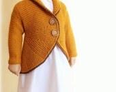 Hand stricken Pullover Mädchen Strick Jacke Cardigan Custom stricken Blazer vielen Farben erhältlich