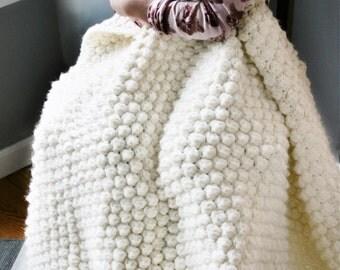 Crochet Afghan Pattern, The Gretchen Afghan, Crochet Blanket Pattern, Crochet Pattern, Afghan Pattern, Blanket Pattern, Crochet