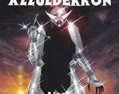 AZZULDEKKON - Book One - Fantasy Horror Comic Book