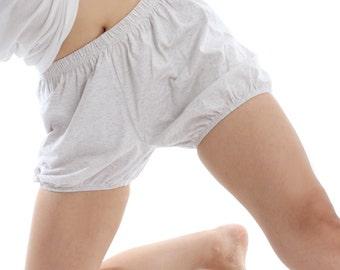 RTBU Iyengar Yoga/Pole Dance Gymnastics Free Exercise Cotton Bloomer Shorts