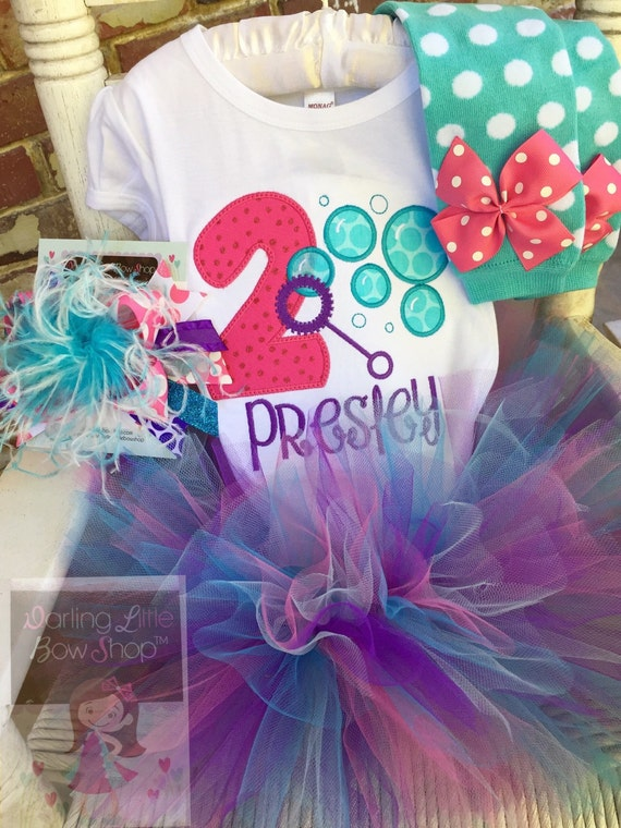 bubble party ideas toddler