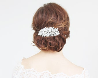 Crystal Headpiece Hair Comb Wedding Accessories Special Occasion Hair Accessories