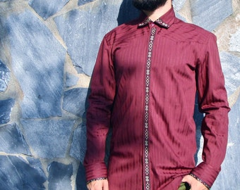 Limited Edition Men Shirt CASPIAN