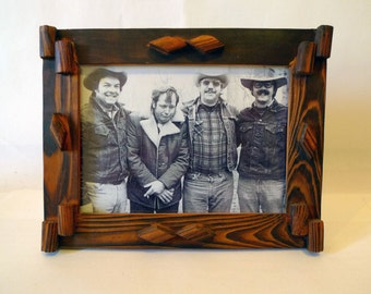 Found Photos - Cowboys Just Hanging Out - Cool Vintage Frame
