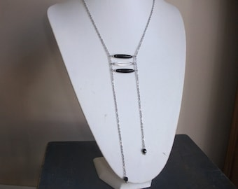 Ladder style chain necklace