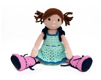 Amigurumi Joints : Doll shoes pattern Etsy