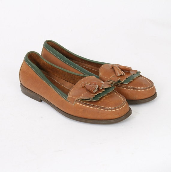 Gh Bass Womens Boat Shoes