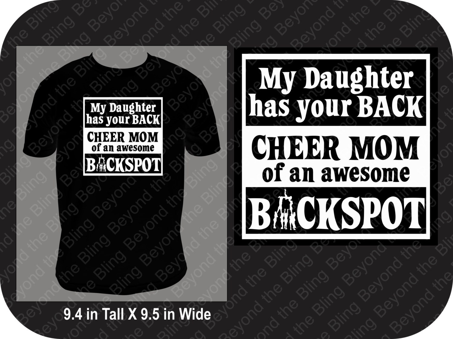 29 best Cheer DAD images on Pinterest | Cheer dad shirts ... |Cheer Mom Shirts Sayings