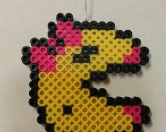 Pacman Ornaments