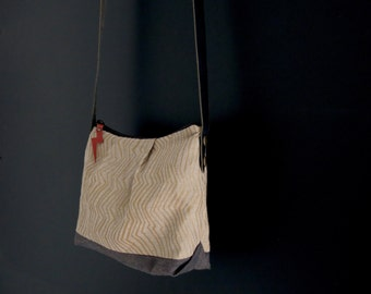 Petit Sac Ziggy Lin / Small Ziggy Linen Bag