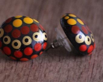 Jewellery earrings 24 Desert