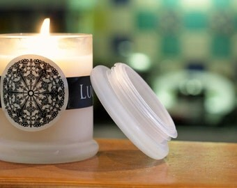 Frangipani Soy Container Candle
