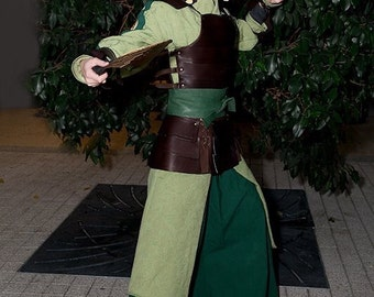 Suki Avatar The last Airbender Cosplay